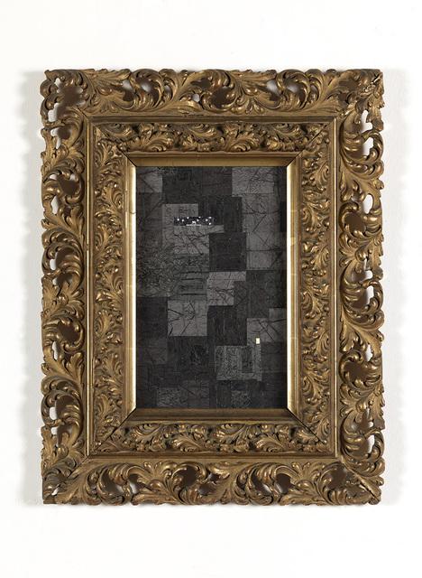 , 'Black Ivory,' 2016, Francesca Minini