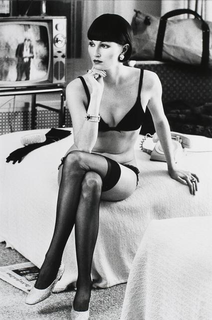 , 'Viviane F., Hotel Volney,' 1972, Boca Raton Museum of Art