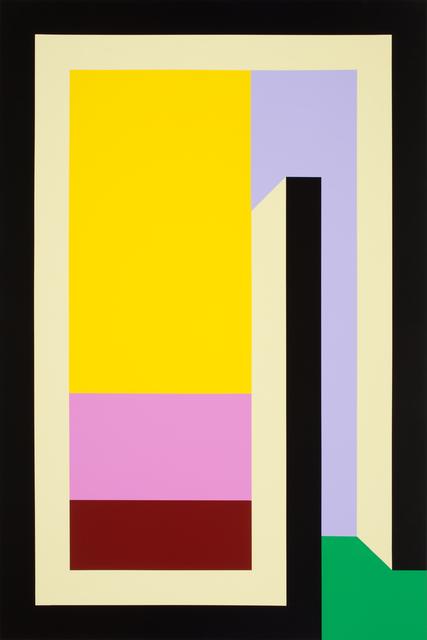 , 'Present Tense,' 2017, acb
