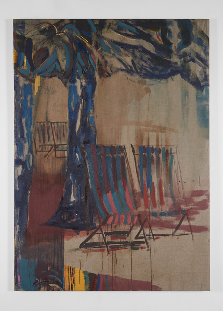 Nick Goss, 'Clearing', 2016, Josh Lilley