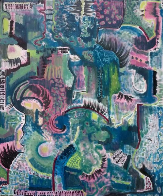 , 'Pestaña,' 2018, Nora Fisch