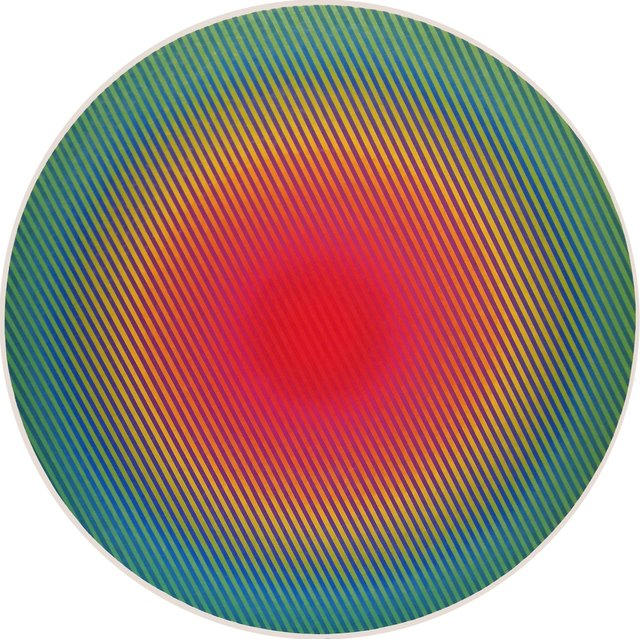, 'Homage to The Circle No. 3,' 2006, Rebecca Hossack Art Gallery