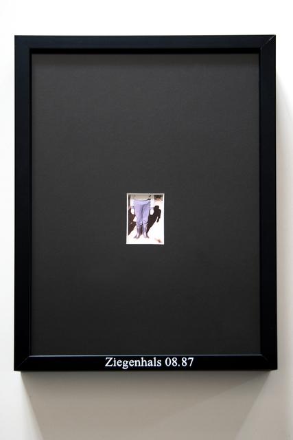 , 'Ziegenhals, Framed Memories #Berlin,' 2009, METRONOM