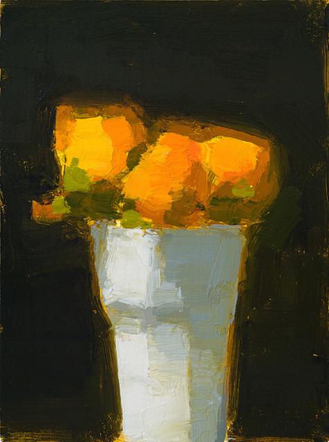 , 'Orange Ranunculus,' 2017, Somerville Manning Gallery