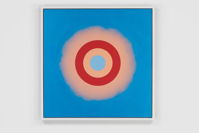 Kenneth Noland, 'Mysteries: Wild Heart', 2000, Helwaser Gallery