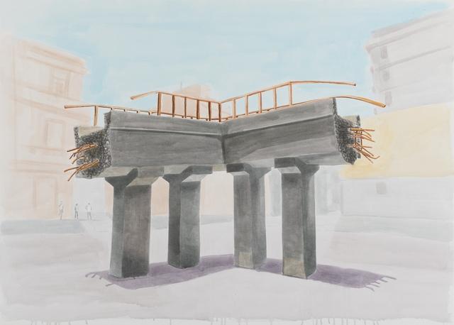 , 'Stone of madness,' 2018, Galleri Riis