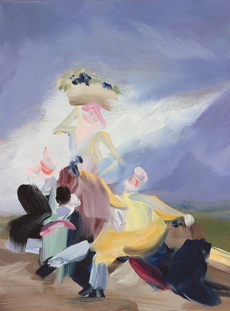 , 'Grape Harvest IV,' 2015, Cynthia Corbett Gallery