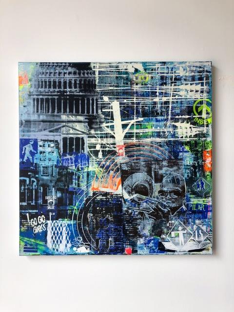 , 'Fair Card Value 13,' 2018, Long View Gallery