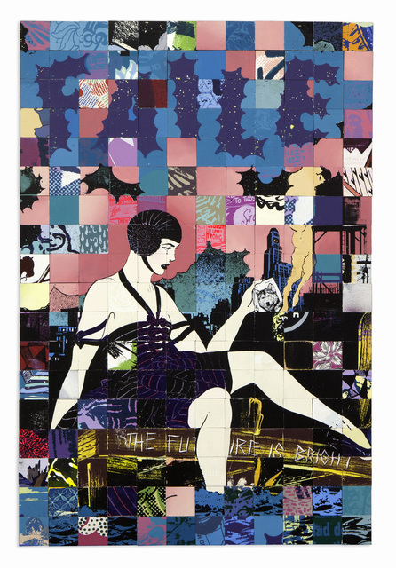 , 'Bright Future, Perils,' 2015, Danysz Gallery