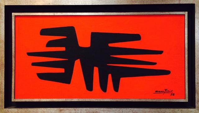 , 'Sudamérica V2,' 1958, Galería de las Misiones