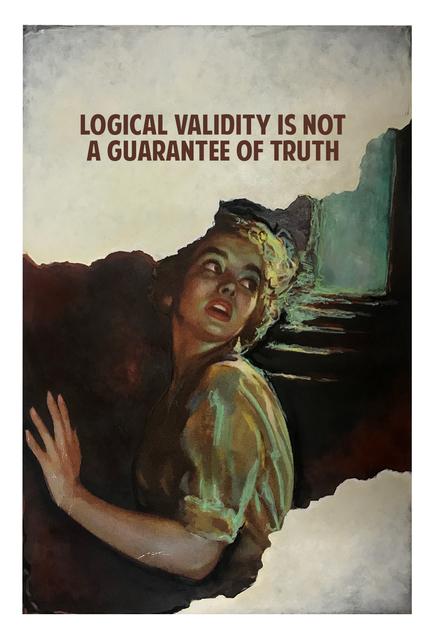 , 'Logical Validity,' 2017, Nanda Hobbs Contemporary