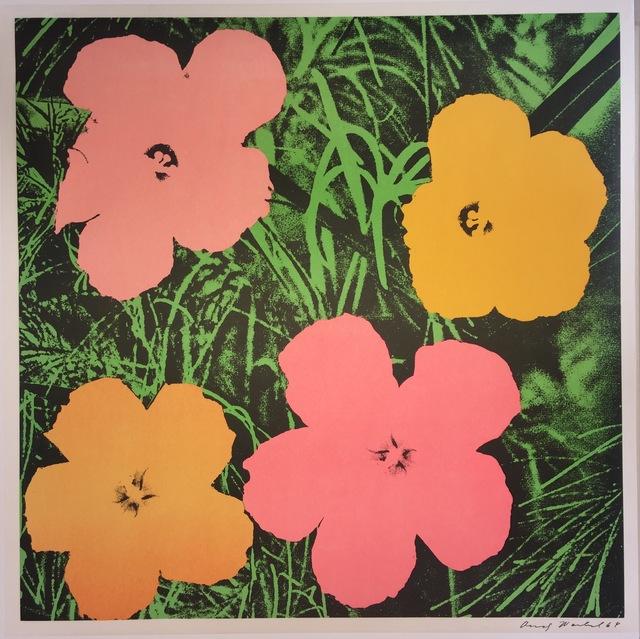 , 'Flowers ,' 1964, Fine Art Mia