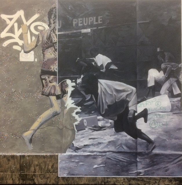 , 'U PEUPLE,' 2018, The Front Gallery