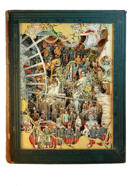 Alexander Korzer Robinson, 'Larousse Vol 7,1906', 2017, Victor Lope Arte Contemporaneo