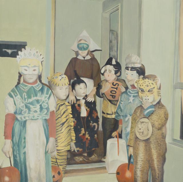, 'Halloween Parade,' 2015, JAYJAY