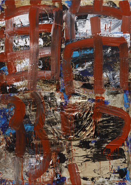 , 'Palimpsest,' 2016, Pearl Lam Galleries