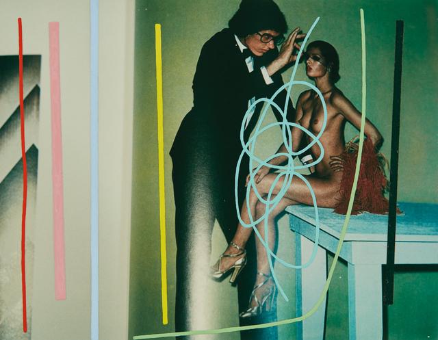 Richard Pettibone, 'Helmut Newton, 'Giant and Nude', Paris, 1974', 1979, Phillips