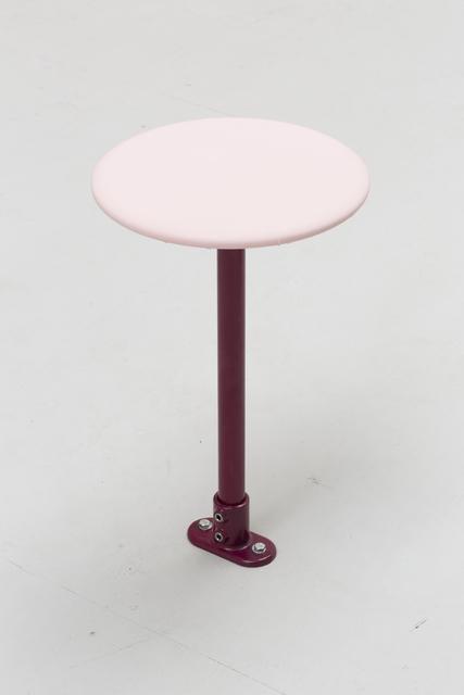 , 'Breeder Seat (Baby Pink),' 2017, Dürst Britt & Mayhew