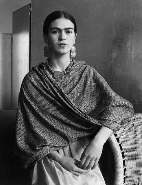 , 'Frida Kahlo Rivera, Painter and Wife of Diego Rivera,' 1931, Gallery 270