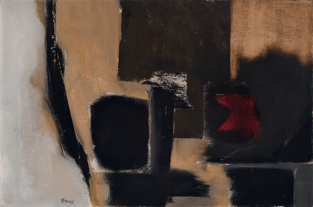 , 'Untitled,' circa 1950-52, Hollis Taggart