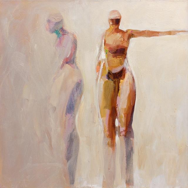 , 'Allegory IX,' 1997, HOHMANN