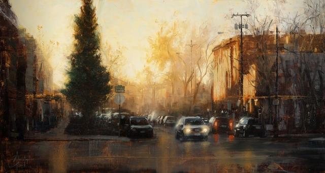 Christopher Clark, 'Denver - 9th and Santa Fe', 2018, Abend Gallery