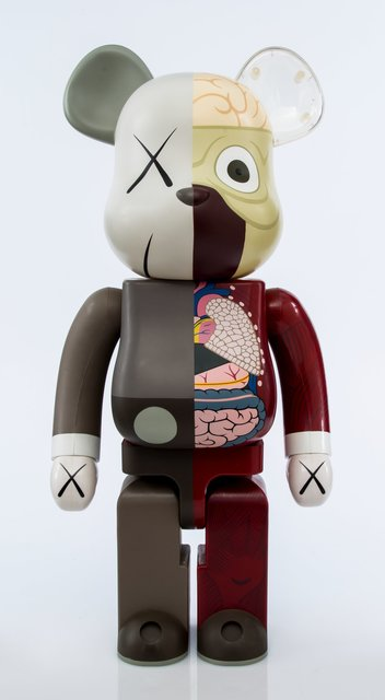KAWS X BE@RBRICK, 'Dissected Companion 1000%', 2008, Heritage Auctions