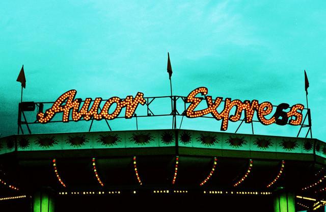 , 'Amor Express,' 2016, Galeria Ybakatu