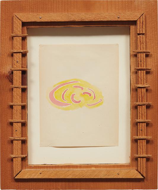 Richard Tuttle, 'Untitled #34', 1980, Phillips