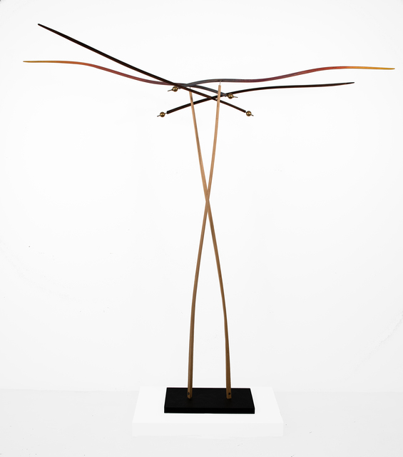 , 'Shadows Crossing,' 2009, FRED.GIAMPIETRO Gallery