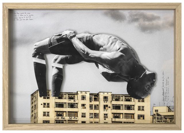 , 'GIANTS, Mohamed YOUNES IDRISS from Sudan, Recherche #1 © Comité international Olympique, Rio de Janeiro, Brazil, 2017,' 2017, Lazinc