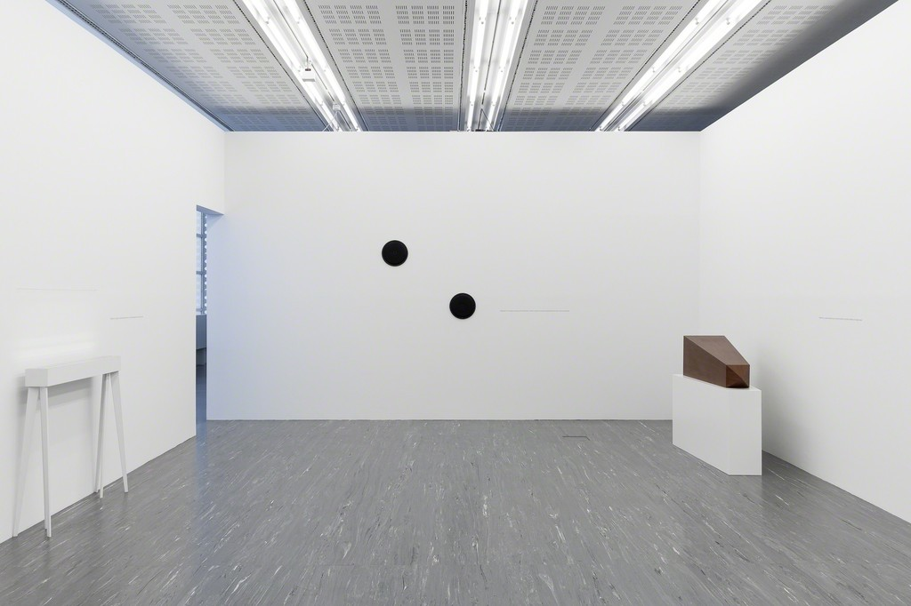 """21er Raum: Iman Issa - Material"" at 21er Haus. © Belvedere, Vienna."