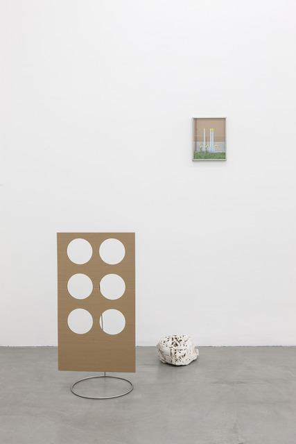 , 'Breackfast on the grass,' 2014, Francesca Minini