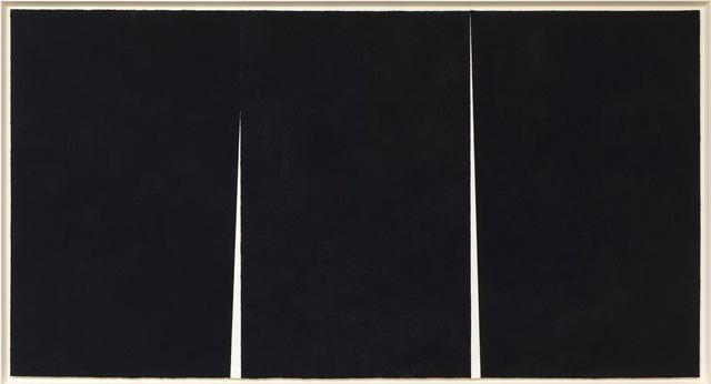 , 'Double Rift #5,' 2012, Gagosian