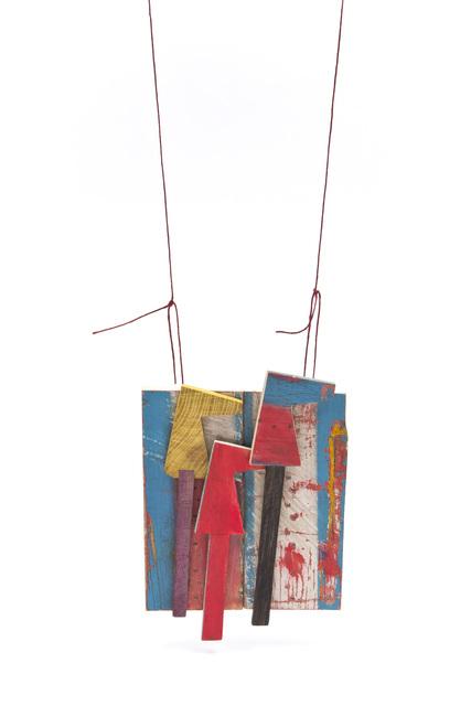 , 'Illusion,' 2015, Jewelers'Werk Galerie