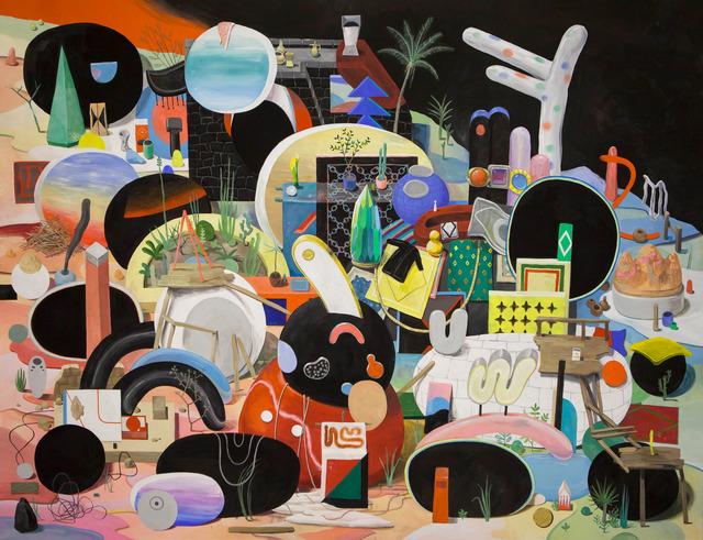 , 'Churn Norm,' 2015, ADA Gallery