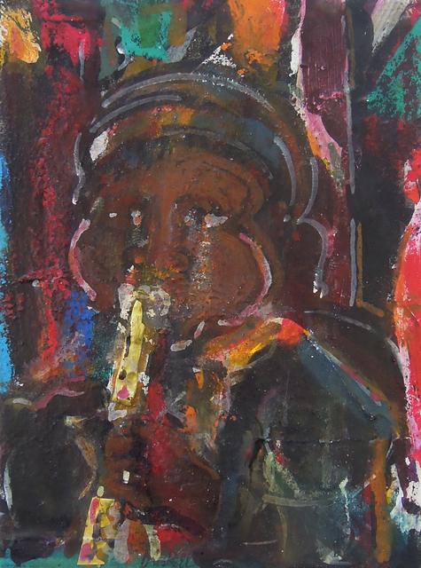 , 'Dizzy,' 2017, Greenhut Galleries