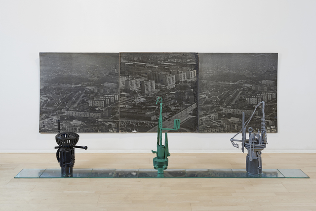 , 'Models of Observation Towers,' 1966-1967, The Mayor Gallery