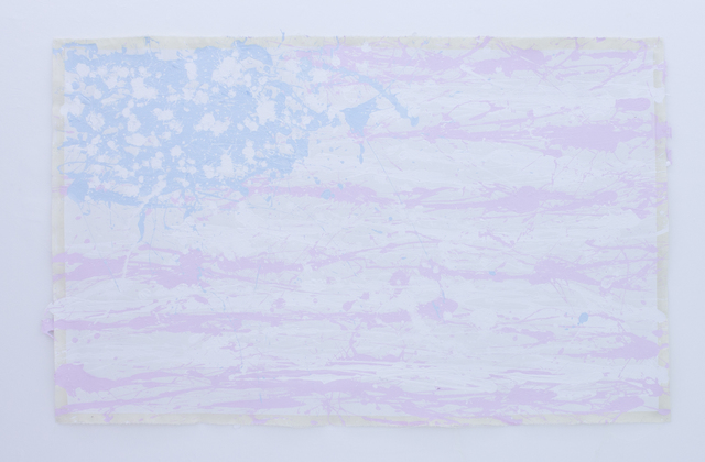 , 'America is the greatest country on earth, 2,' 2012, Galería Karen Huber