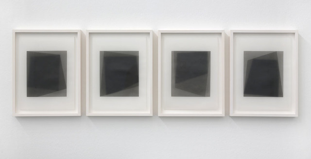 , 'Untitled, 2016-0101-/-0104,' 2016, Walter Storms Galerie