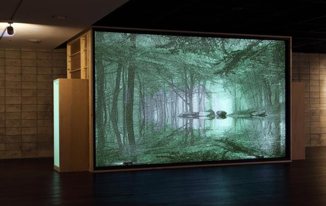 , 'maya2078,' 2017, Keumsan Gallery