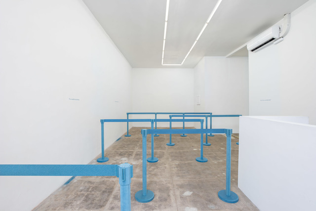 , 'Divison Symbol,' 2017, CES Gallery