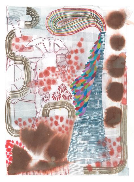 , 'Untitled 308,' 2017, Adah Rose Gallery