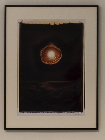 , 'Meat Abstract No. 1: Black Sun,' 1989, Richard Saltoun