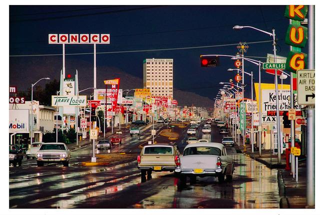 , 'Route 66, Albuquerque, New Mexico ,' 1969, 99Prints