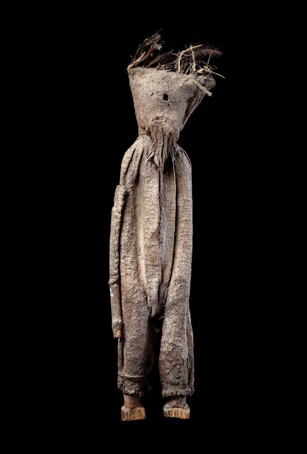 , 'Figure (kafigeledjo),' 20th century , Princeton University Art Museum