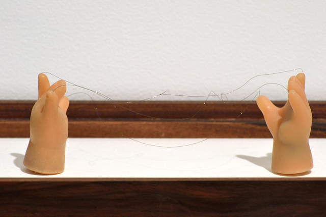 Jean-Pierre Gauthier, 'Tip of my Fingers / Du bout des doigts', 2014, ELLEPHANT