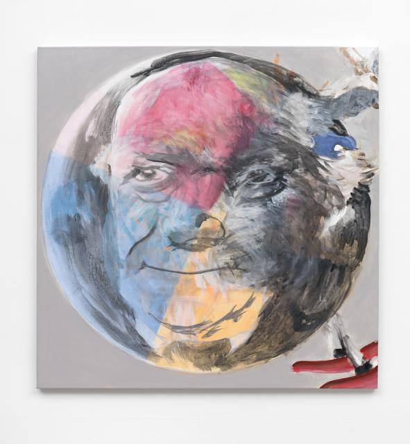 , 'Otto Neurath,' 2017, FELD+HAUS