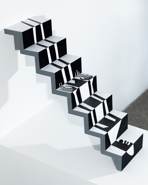 , 'Shadow Ascending Stairs Part 2SHADOW ASCENDING STAIRS PRT. 1,' , Ki Smith Gallery