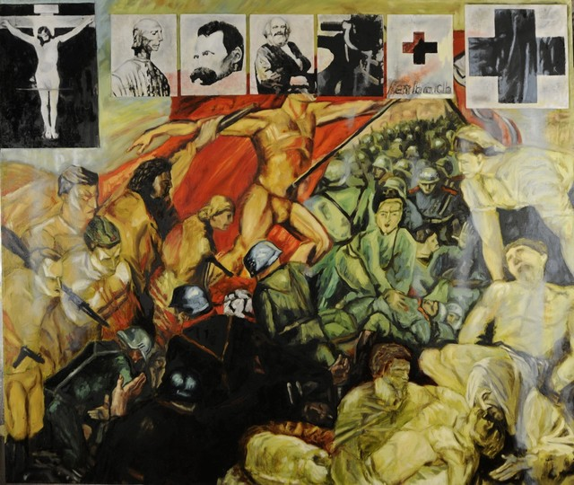 , 'Enigma Revolucije (Enigma of the Revolution),' 1982 -2010, P74 Gallery